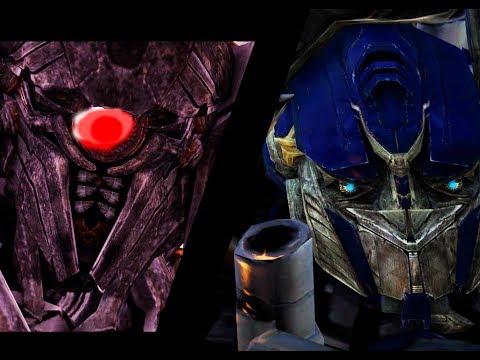Transformers: Optimus vs Shockwave [SFM]