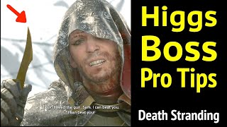 How To Beat Higgs in Death Stranding: Easy Pro Tips