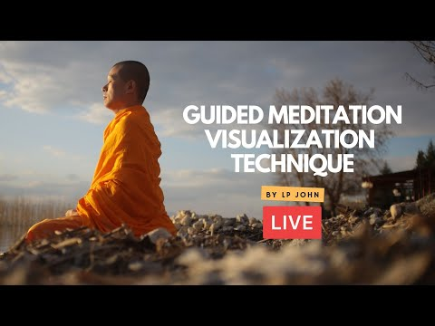 Guided meditation: Visualization technique