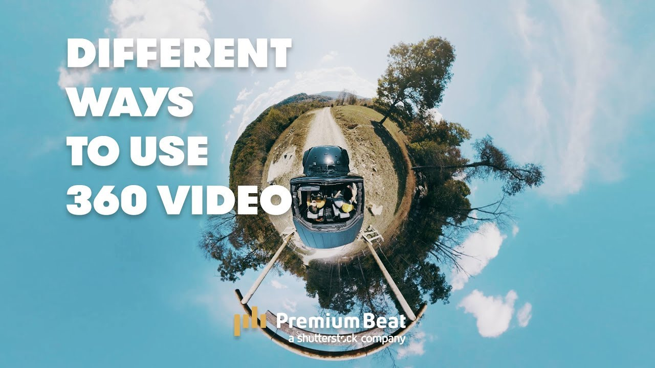 What Else Can You Do with Your 360° and VR Video Footage?