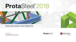 ProtaSteel - TeklaStructures Veri Aktarımı