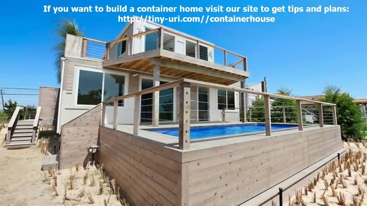 Learn how to start build container home youtube