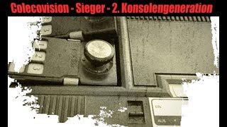RetroPioneer - #67- CBS Colecovision Konsole - Teil 1 - König der 2. Generation? - Review (deutsch)