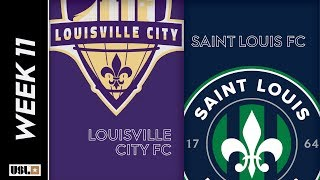 Louisville City FC vs Saint Louis FC: May 18th, 2019
