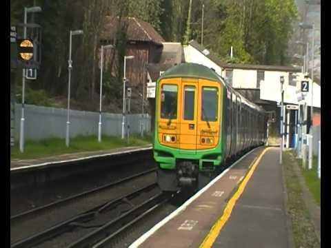 319011 John Ruskin College - 2E31 Kentish Town - Sevenoaks