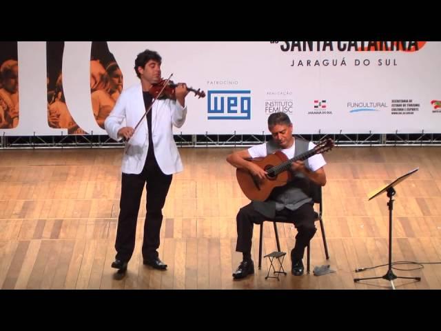 Czardas - Mario Ulloa e Daniel Guedes - FEMUSC 2015
