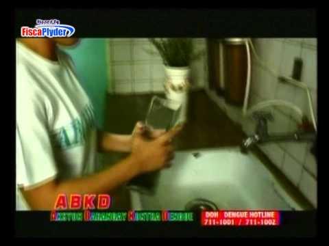 Doh Infomercial 2012 Aksyon Barangay Kontra Dengue Youtube