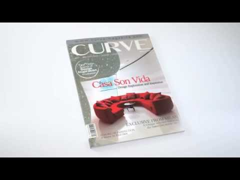 Wissam El Karout: Creative Director, Beirut, Lebanon | Curve Magazine TV Commercial