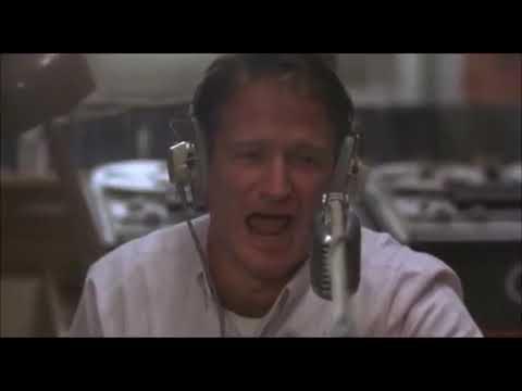 """""""Доброе утро, Вьетнам!"""" Робин Уильямс и его голос."""