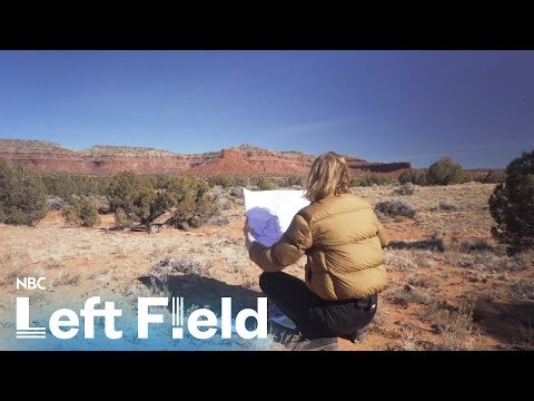 How to Stake a Uranium Mining Claim | NBC Left Field