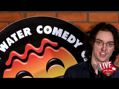 Peter Brush   LIVE at Hot Water Comedy Club