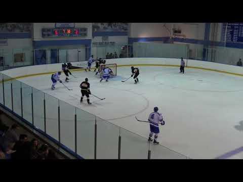 UMass Boston Men's Hockey vs. Wentworth Highlights (10/27/17)