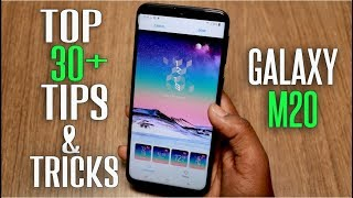 Samsung Galaxy M20 Tips and Tricks | Top 30+ Best Features of Galaxy M20 |