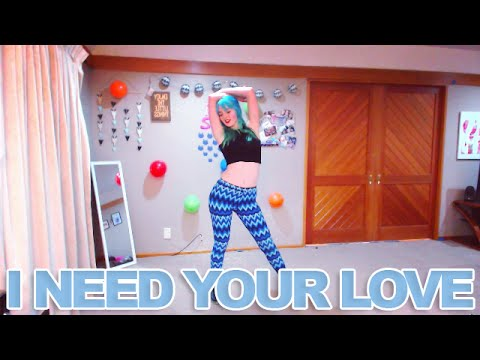 I Need Your Love - Calvin Harris ft. Ellie Goulding - Just Dance 2016