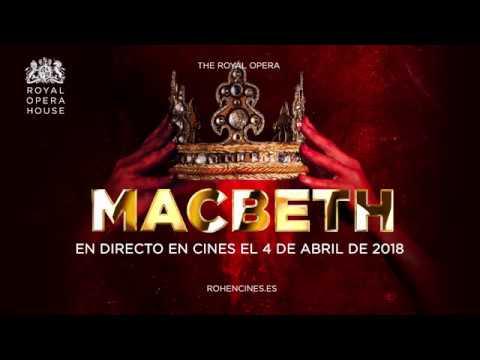 Macbeth - Royal Opera House - 4 de abril en directo en cines
