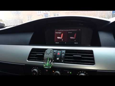 bmw idrive e60 demo funnydog tv. Black Bedroom Furniture Sets. Home Design Ideas