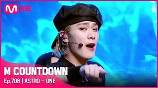 [ASTRO - ONE] KPOP TV Show |#엠카운트다운 | M COUNTDOWN EP.706 | Mnet 210415 방송