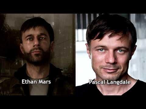 Characters and Voice Actors  HEAVY RAIN
