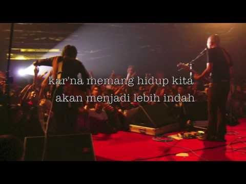 The Rain - Lagu Untuk Persahabatan (Video Lirik)