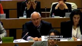 Oral Amendments: Juggling with the Rules - UKIP MEP Stuart Agnew