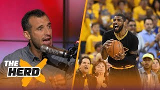 Doug Gottlieb: Cavs know they lost trade, calls Mayweather