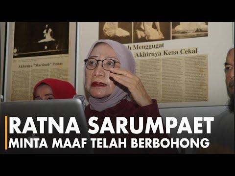 Ratna Sarumpaet Minta Maaf Telah Berbohong Soal Penganiayaan Mp3