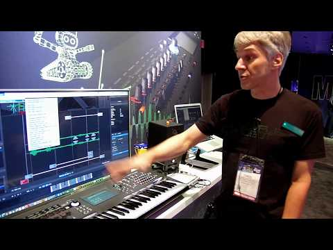 SampleRobot Adds VST Host So You Can Play Virtual Instruments On Your Hardware Keyboards