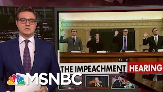 Chris Hayes: Process Complaints Are All Republicans Have | All In | MSNBC