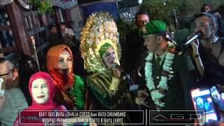 DUO RATU - Thalia Cotto feat Ratu Sikumbang