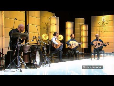Le Trio Joubran sur FRANCE 2 dans La Boite à Musique de J-F Zygel