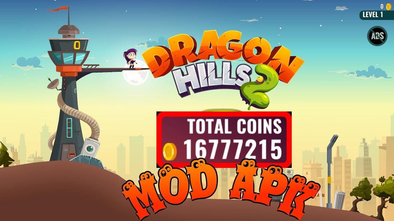 взломку dragon hills apk