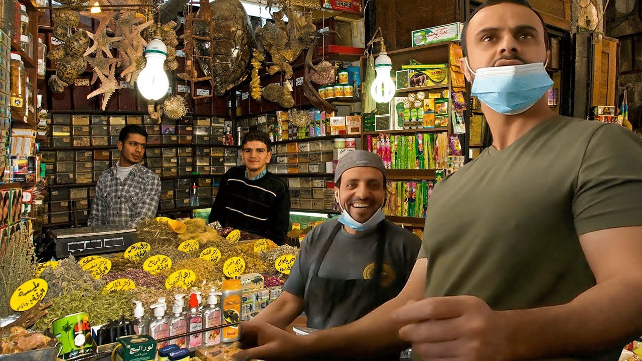 Download White Guy Suddenly Busts Out Arabic in Market, Shocks Locals