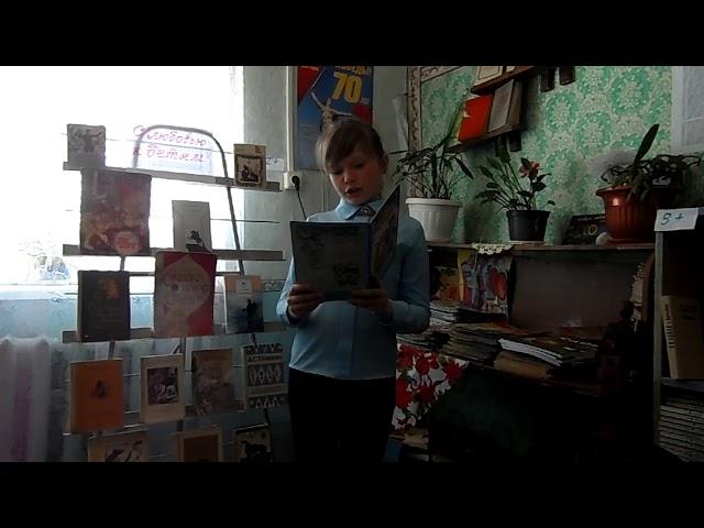 Изображение предпросмотра прочтения – ЕкатеринаКозлова читает произведение «Потешки» А.Н.Афанасьева