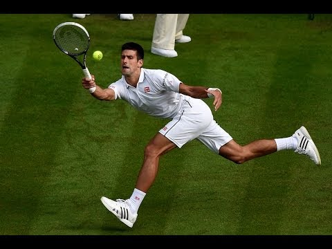 2014 Day 3 Highlights, Novak Djokovic vs Radek Stepanek, Second Round