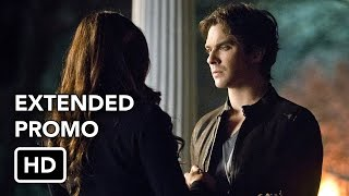 "The Vampire Diaries 6x20 Extended Promo ""I'd Leave My Happy Home for You"" (HD)"