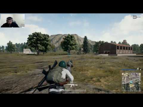 Playerunknown's Battlegrounds (PC/Steam) - Cinemassacre Plays