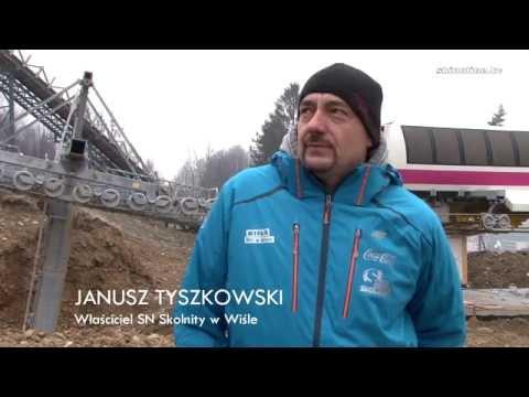 Budowa stacji narciarskiej Beskid Sport Arena