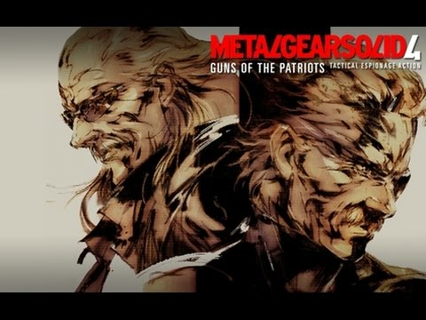 Metal Gear Solid 4: Guns of the Patriots (Big Boss Run)