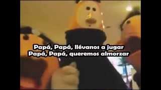 Karaoke Papá te quiero 31 MINUTOS