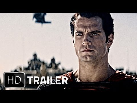 MAN OF STEEL Trailer 3 German Deutsch 2013 HD