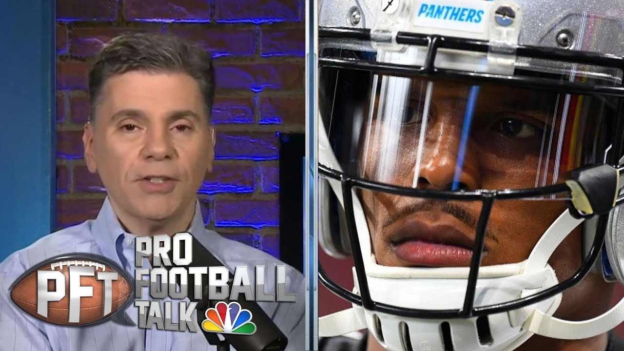 Offseason examination: Cam's health is key for Carolina Panthers | Pro Football Talk | NBC Sports