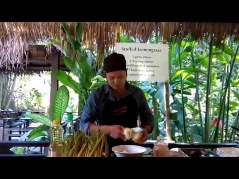 Honeymoon Adventures - Part 2 a - Laos Cooking Class