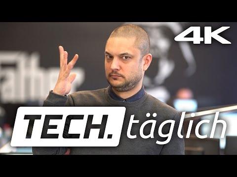 Apple wird erpresst, DVB-T2 HD Umstellung und Jawbone UP3 Schnäppchen – TECH.täglich