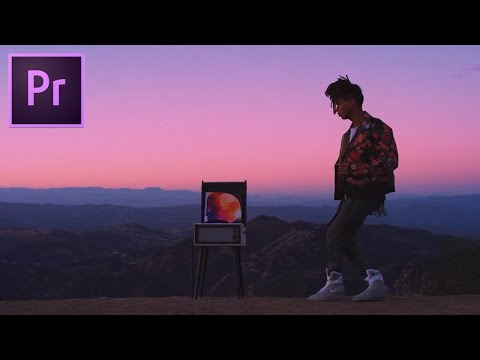 How to Color Grade Your Sunset Shots in Premiere Pro and After Effects
