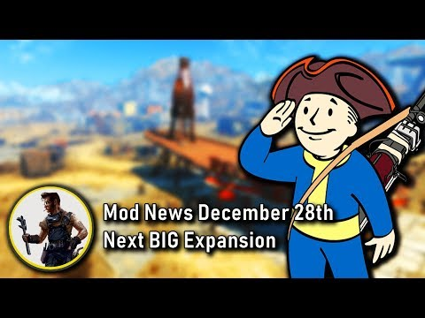 Mod News December 28th - Next BIG Expansion