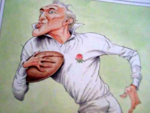 English Rugby Greats. RICHARD SHARP.