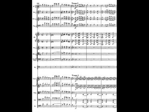 Tchaikovsky: Symphony No. 5, IV (Score)