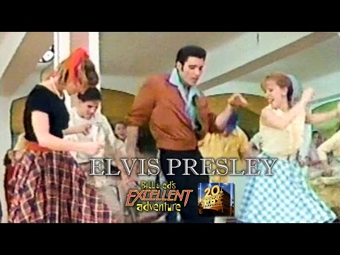 Elvis Presley - All Shook Up - Bill and Ted Part 3 - Todd McDurmont