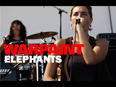 Warpaint - 'Elephants' (FYF 2010)