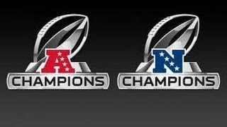 NFL Conference Championship Games - FootballWife